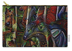 Psychedelic Visions Carry-all Pouch