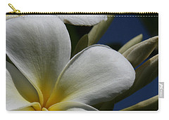 Pua Lena Pua Lei Aloha Tropical Plumeria Maui Hawaii Carry-all Pouch
