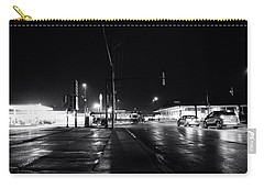 Carry-all Pouch featuring the photograph Public Transportation by Jeanette O'Toole