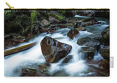 Puddle By The Creek Carry-all Pouch