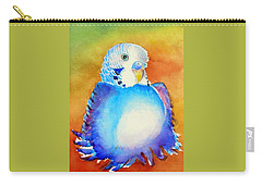 Pudgy Budgie Carry-all Pouch