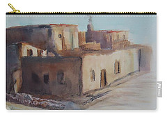 Pueblo After The Rain Carry-all Pouch