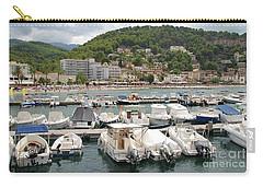 Puerto De Soller In Majorca Carry-all Pouch