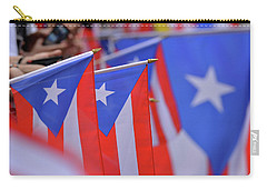 Puerto Rican Flag Carry-all Pouch