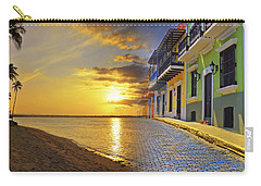 Puerto Rico Montage 1 Carry-all Pouch by Stephen Anderson