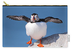 Puffin Dance Carry-all Pouch