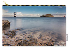 Puffin Island Lighthouse  Carry-all Pouch