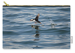 North Atlantic Puffin Carry-all Pouch