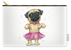 Pug Carry-All Pouches