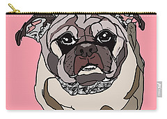 Pug In Digi Carry-all Pouch