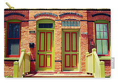 Pullman National Monument Row House Carry-all Pouch