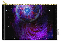 Pulsar At The Edge Of Space Carry-all Pouch