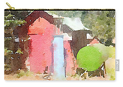 Pump At Beasore Meadows Carry-all Pouch