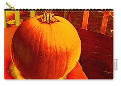 Pumpkin #4 Carry-all Pouch
