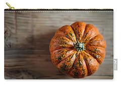 Pumpkin Carry-all Pouch by Nailia Schwarz