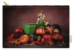 Pumpkin Patch Whimsy Carry-all Pouch