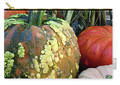 Pumpkin Pleasers Carry-all Pouch by Patricia E Sundik