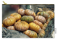 Pumpkins In The Cart  Carry-all Pouch