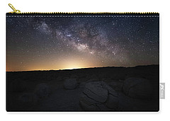 Pumpkins Under The Stars Carry-all Pouch