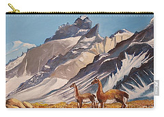 Puna De Atacama Carry-all Pouch