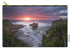 Punakaiki Carry-all Pouch by Racheal Christian