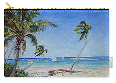 Punta Cana Bavaro - Sea Beach 14 Carry-all Pouch