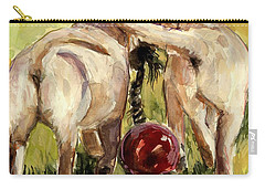 Puppy Butts Carry-all Pouch by Molly Poole