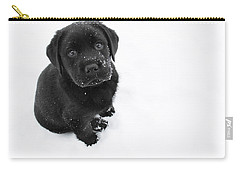 Black Lab Carry-All Pouches