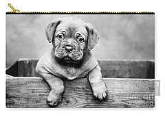 Puppy - Monochrome 3 Carry-all Pouch