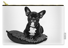 Puppy - Monochrome 5 Carry-all Pouch