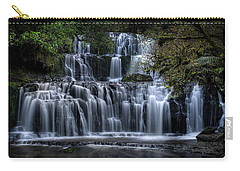 Purakaunui Falls Carry-all Pouch