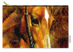 Pure Breed Carry-all Pouch by Rafael Salazar