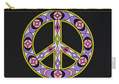Pure Peace Carry-all Pouch by Joseph Sonday