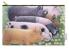 Pure Pleasure Carry-all Pouch by Pat Scott