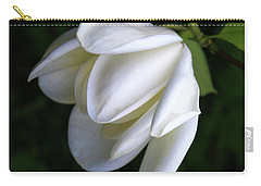 Purity In White Carry-all Pouch