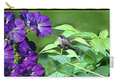 Purple Attraction Carry-all Pouch