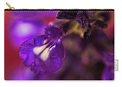 Purple Blends Carry-all Pouch