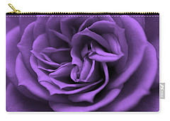 Purple Bliss Carry-all Pouch