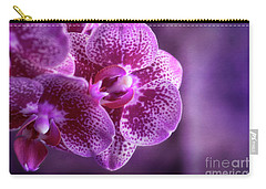 Purple Bunch Carry-all Pouch