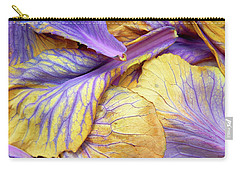 Purple Cabbage Carry-all Pouch