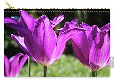 Purple Cups Carry-all Pouch
