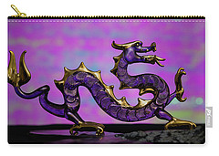 Purple Dragon Carry-all Pouch
