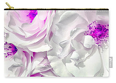 Purple Essence Carry-all Pouch