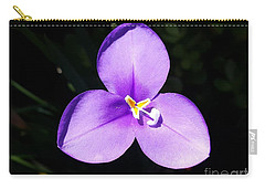 Purple Flower On The Stage Carry-all Pouch
