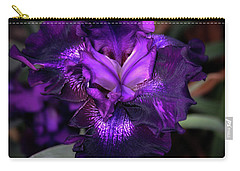 Purple Iris 5994 H_2 Carry-all Pouch