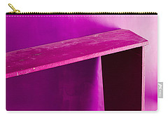Purple Passion Carry-all Pouch by Prakash Ghai