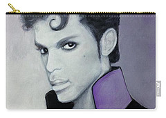 Purple Prince Carry-all Pouch