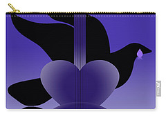 Purple Reign 1958-2016 Carry-all Pouch
