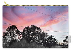Purple Sky Carry-all Pouch