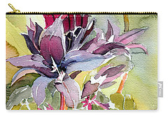 Purple Stem Aster Carry-all Pouch